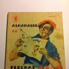 Tebeos: FLECHAS Y PELAYOS - 1940. Lote 102765963