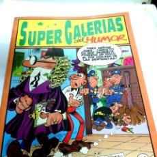 Tebeos: SUPER GALERIAS DEL HUMOR NUMERO 11. Lote 104207379