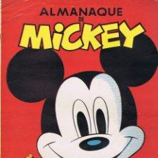 BDs: ALMANAQUE MICKEY . Lote 106165659