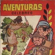 Tebeos: AVENTURAS CELEBRES, ALMANAQUE, 1.959. ORIGINAL. EDITORIAL HISPANO AMERICANA.. Lote 107781699