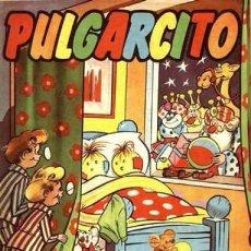 Tebeos: PULGARCITO, ALMANAQUE 1.956. ORIGINAL. EDITORIAL BRUGUERA.. Lote 107887151