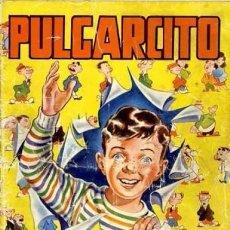 Tebeos: PULGARCITO, ALMANAQUE 1.949. ORIGINAL. DIBUJANTES, A. PARDO, BOSCH P. M. VAZQUEZ. ESCOBAR, PEÑARROYA. Lote 107889375