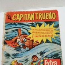 Tebeos: EL CAPITÁN TRUENO, EXTRA DE VERANO (1960), ORIGINAL.. Lote 108305180