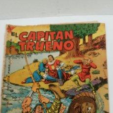 Tebeos: EL CAPITÁN TRUENO, EXTRA DE VACACIONES (1964), ORIGINAL.. Lote 108306074