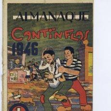 Tebeos: ALMANAQUE CANTINFLAS 1946. Lote 109238119