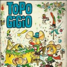 Tebeos: TOPO GIGIO - ALMANAQUE PARA 1966 - PORTADA E ILUSTRACIONES INTERIORES DE RAF - VER DESCRIPCION. Lote 110947719