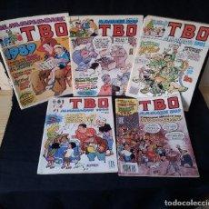 Tebeos: TBO - LOTE DE 8 ALMANAQUES - EDICIONES B - LEER DESCRIPCION. Lote 111721835