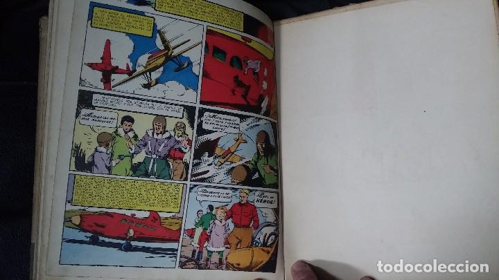 Tebeos: EL PAJARO AZUL ( CUTO HEROE DEL AIRE ) POR J. BLASCO - Foto 6 - 112223283