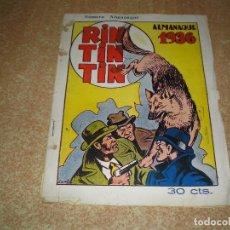Tebeos: RIN TIN TIN ALMANAQUE DE 1936. Lote 114025959
