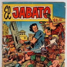 Tebeos: EL JABATO. BRUGUERA. ALMANAQUE PARA 1960. ORIGINAL, NO REEDICION. Lote 115567768
