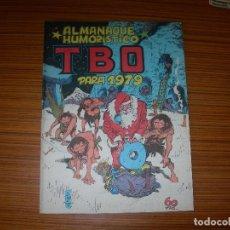 Tebeos: TBO ALMANAQUE HUMORISTICO PARA 1979 EDITA BUIGAS . Lote 115802735