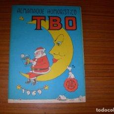 Tebeos: TBO ALMANAQUE HUMORISTICO PARA 1969 EDITA BUIGAS. Lote 206914017