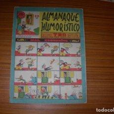 Tebeos: TBO ALMANAQUE HUMORISTICO PARA 1960 EDITA BUIGAS . Lote 115808483