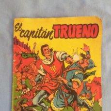 Tebeos: COMIC EL CAPITAN TRUENO ALMANAQUE PARA 1959 ORIGINAL EDITORIAL BRUGUERA. Lote 116614319