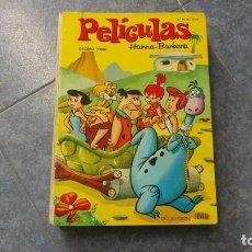 Tebeos: LIBRO COMICS PELÍCULAS HANNA-BARBERA RETRO-VINTAGE,BUEN ESTADO. Lote 118319255