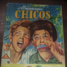 Tebeos: ALMANAQUE CHICOS. 1944.. Lote 119860799