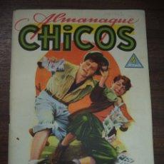 Tebeos: ALMANAQUE CHICOS. 1945.. Lote 119865907