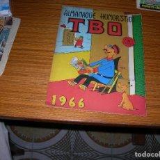 Tebeos: TBO HUMORISTICO ALMANAQUE PARA 1966 EDITA BUIGAS . Lote 120242471