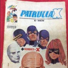 Tebeos: PATRULLAX X-MEN Nº1. Lote 121966707