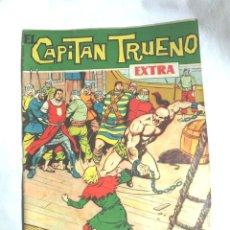 Tebeos: ALMANAQUE 1962 CAPITAN TRUENO EDITORIAL BRUGUERA. Lote 122631031