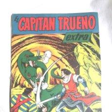Tebeos: CAPITAN TRUENO EXTRA VACACIONES AÑOS 60 EDITORIAL BRUGUERA. Lote 122631087