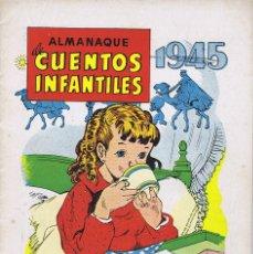 BDs: ALMANAQUE CUENTOS INFANTILES 1945. Lote 127278031
