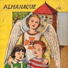 Tebeos: ALMANAQUE EL BENJAMÍN 1956. Lote 129719619