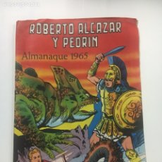Tebeos: ALMANAQUE ROBERTO ALCÁZAR Y PEDRIN. Lote 130001466