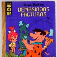 Tebeos: HANNA BARBERA. DEMASIADAS FACTURAS. COLECCION TELE HISTORIETA. Nº 157. EDICIONES RECREATIVAS 1982. Lote 131169152