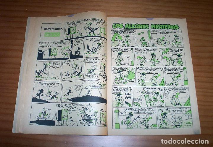 Tebeos: LA RISA - NÚMERO 73: ALMANAQUE 1966 - AÑO 1965 - Foto 5 - 131995234