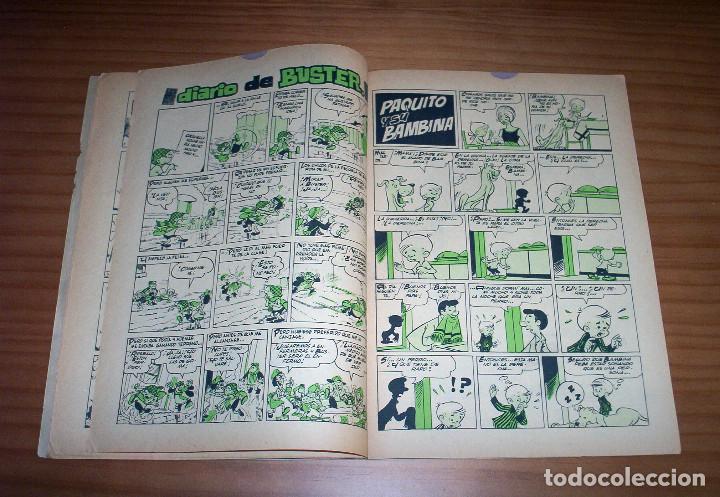 Tebeos: LA RISA - NÚMERO 73: ALMANAQUE 1966 - AÑO 1965 - Foto 8 - 131995234