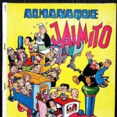 Tebeos: JAIMITO. ALMANAQUE 1949. EDITORIAL VALENCIANA. BUEN ESTADO. . Lote 132702166