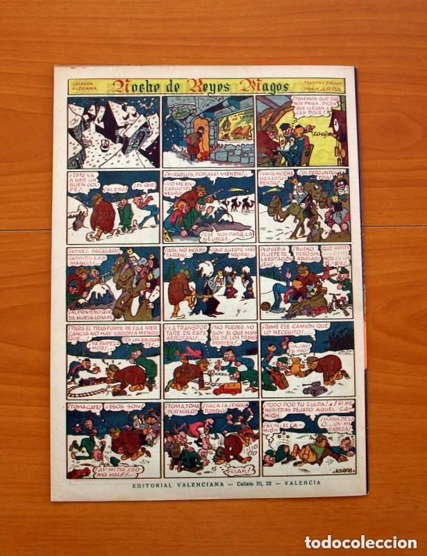 Tebeos: Almanaques, El Guerrero del Antifaz - Completa - 37 ejemplares - Leer dentro y ver fotos adicionales - Foto 7 - 132788454
