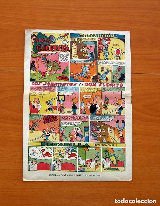 Tebeos: Almanaques, El Guerrero del Antifaz - Completa - 37 ejemplares - Leer dentro y ver fotos adicionales - Foto 13 - 132788454