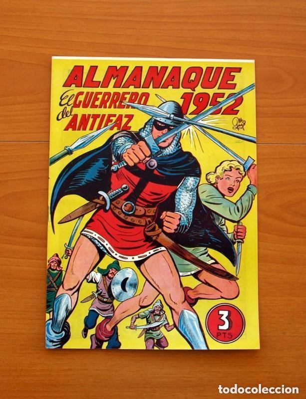 Tebeos: Almanaques, El Guerrero del Antifaz - Completa - 37 ejemplares - Leer dentro y ver fotos adicionales - Foto 14 - 132788454