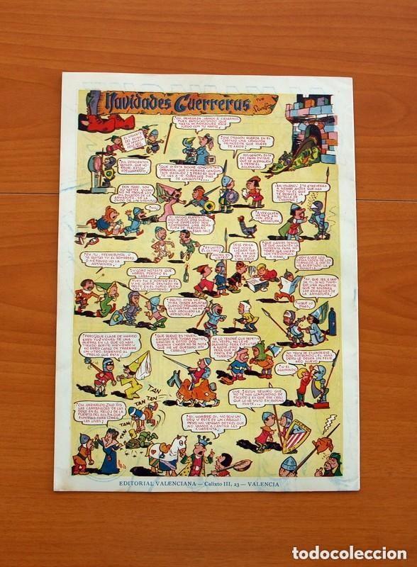 Tebeos: Almanaques, El Guerrero del Antifaz - Completa - 37 ejemplares - Leer dentro y ver fotos adicionales - Foto 15 - 132788454