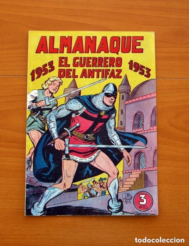 Tebeos: Almanaques, El Guerrero del Antifaz - Completa - 37 ejemplares - Leer dentro y ver fotos adicionales - Foto 16 - 132788454