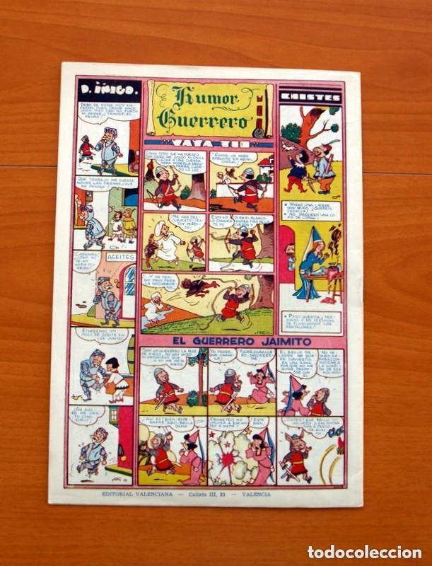 Tebeos: Almanaques, El Guerrero del Antifaz - Completa - 37 ejemplares - Leer dentro y ver fotos adicionales - Foto 17 - 132788454