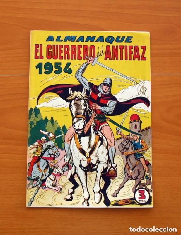 Tebeos: Almanaques, El Guerrero del Antifaz - Completa - 37 ejemplares - Leer dentro y ver fotos adicionales - Foto 18 - 132788454