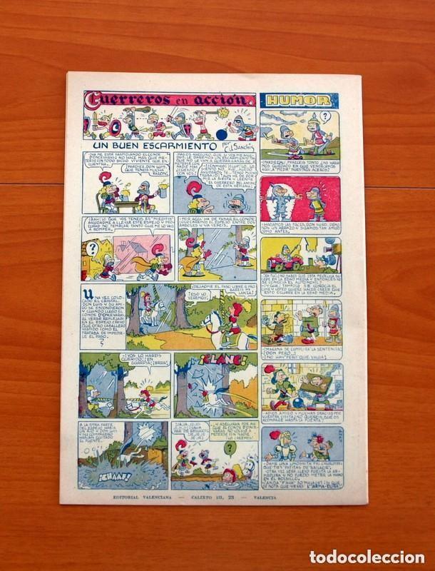 Tebeos: Almanaques, El Guerrero del Antifaz - Completa - 37 ejemplares - Leer dentro y ver fotos adicionales - Foto 21 - 132788454