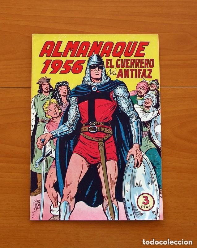 Tebeos: Almanaques, El Guerrero del Antifaz - Completa - 37 ejemplares - Leer dentro y ver fotos adicionales - Foto 22 - 132788454