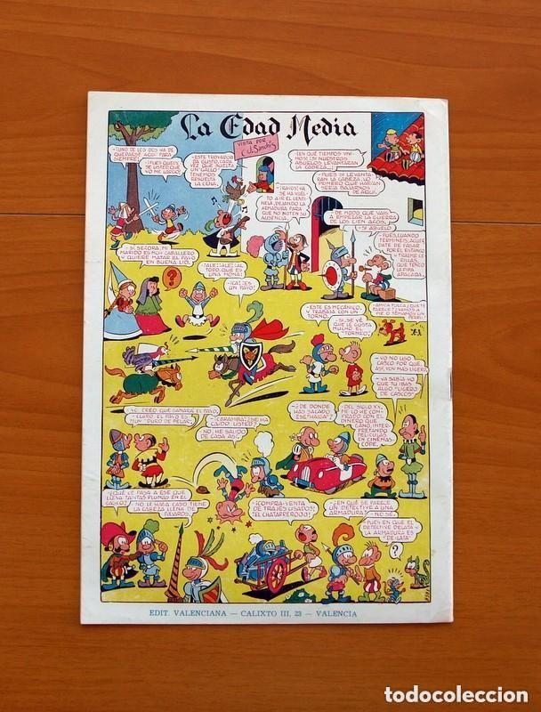 Tebeos: Almanaques, El Guerrero del Antifaz - Completa - 37 ejemplares - Leer dentro y ver fotos adicionales - Foto 23 - 132788454
