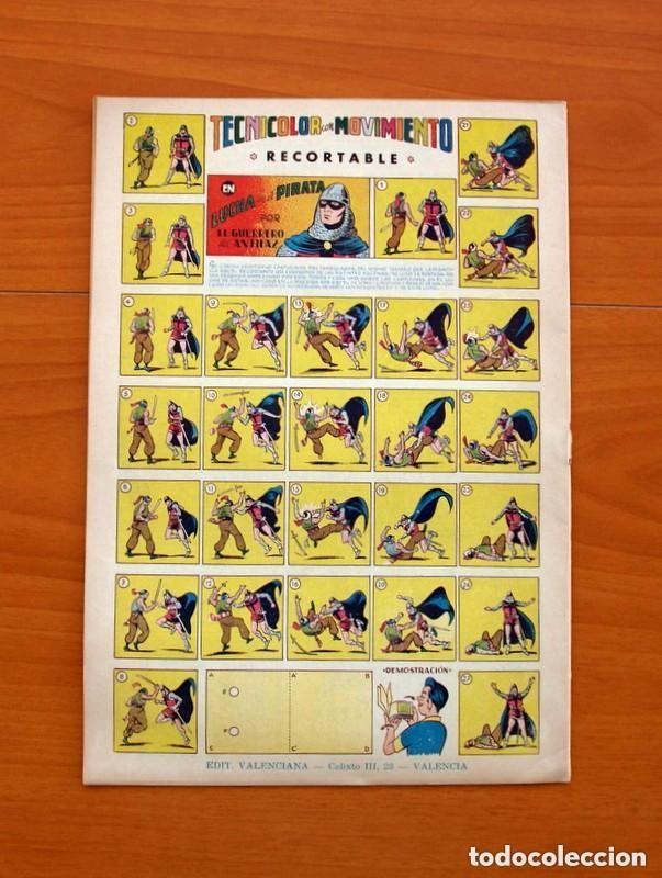 Tebeos: Almanaques, El Guerrero del Antifaz - Completa - 37 ejemplares - Leer dentro y ver fotos adicionales - Foto 27 - 132788454