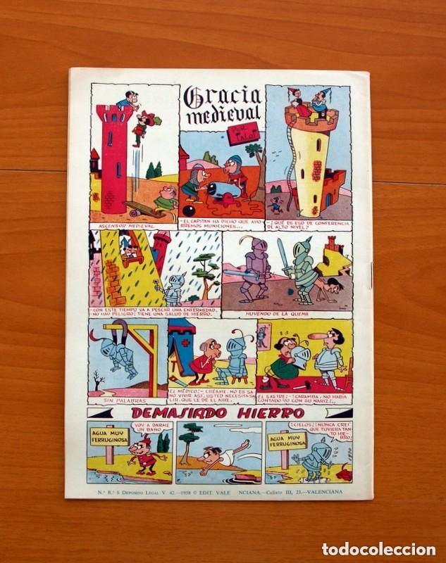 Tebeos: Almanaques, El Guerrero del Antifaz - Completa - 37 ejemplares - Leer dentro y ver fotos adicionales - Foto 29 - 132788454