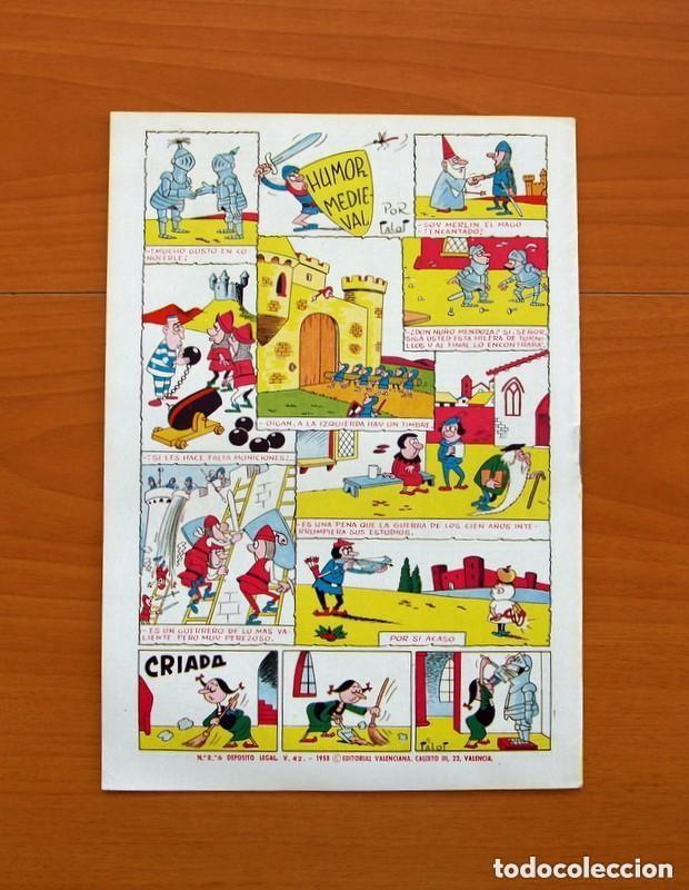 Tebeos: Almanaques, El Guerrero del Antifaz - Completa - 37 ejemplares - Leer dentro y ver fotos adicionales - Foto 31 - 132788454