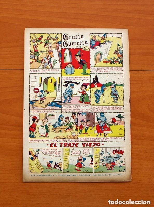 Tebeos: Almanaques, El Guerrero del Antifaz - Completa - 37 ejemplares - Leer dentro y ver fotos adicionales - Foto 35 - 132788454