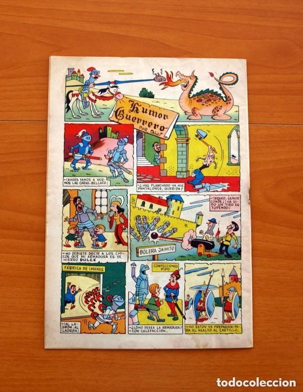 Tebeos: Almanaques, El Guerrero del Antifaz - Completa - 37 ejemplares - Leer dentro y ver fotos adicionales - Foto 39 - 132788454