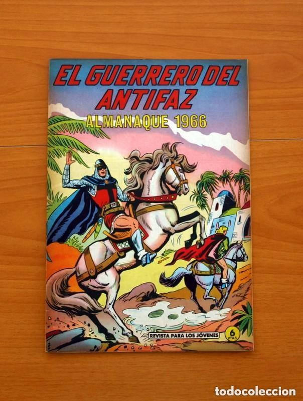 Tebeos: Almanaques, El Guerrero del Antifaz - Completa - 37 ejemplares - Leer dentro y ver fotos adicionales - Foto 42 - 132788454