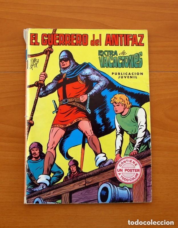 Tebeos: Almanaques, El Guerrero del Antifaz - Completa - 37 ejemplares - Leer dentro y ver fotos adicionales - Foto 46 - 132788454