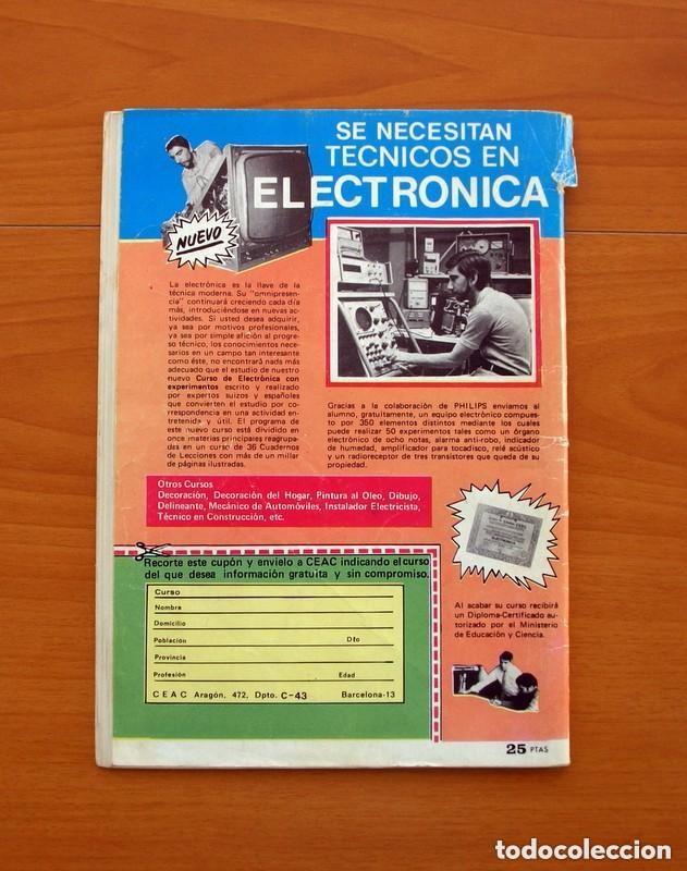Tebeos: Almanaques, El Guerrero del Antifaz - Completa - 37 ejemplares - Leer dentro y ver fotos adicionales - Foto 47 - 132788454